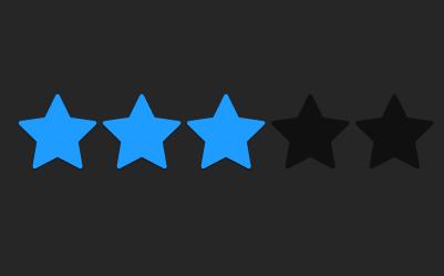 CSS Star Animation