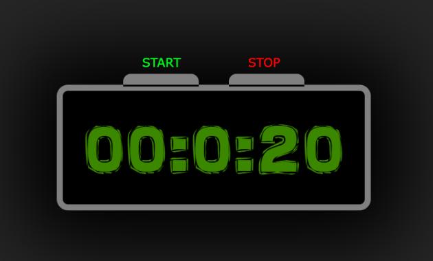 html css and js clock – TrueCodes