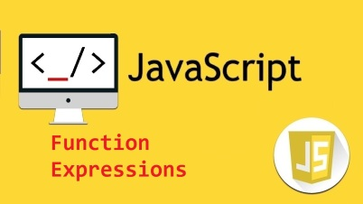 javascript function expressions