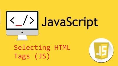 javascript selecting