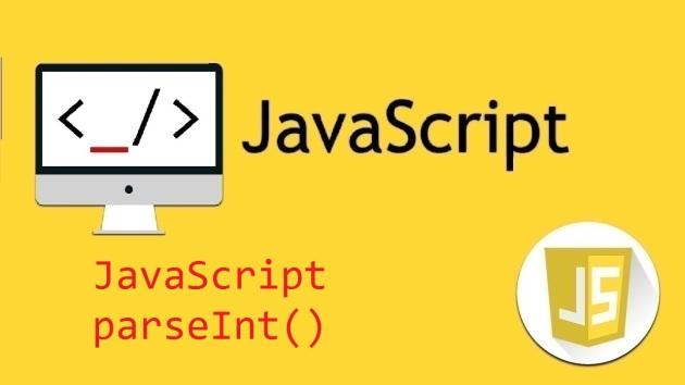 JavaScript parseInt()