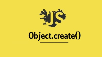 Object.create()