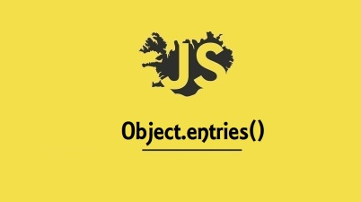 Object.entries()
