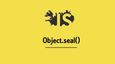 Object.seal
