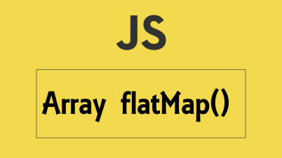 Array flatmap