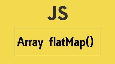 Array flatmap