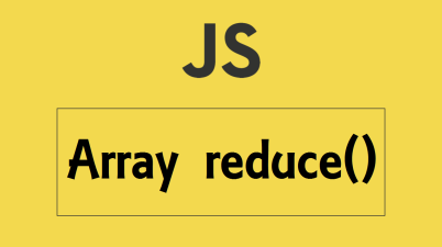 Array reduce()