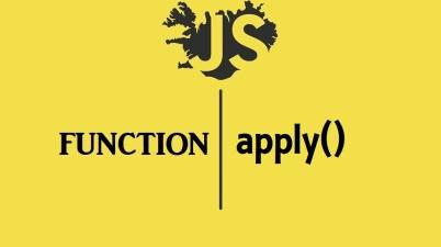 javascript Function apply()