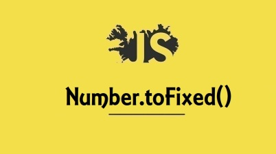 Number.toFixed()