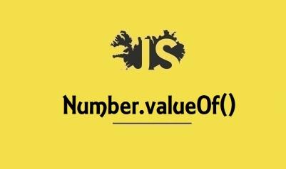 Number.valueOf()