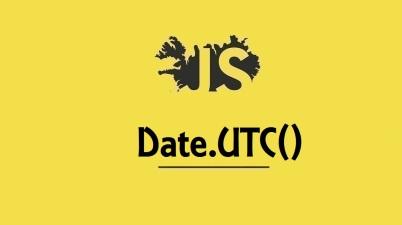 Date.UTC()