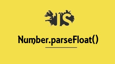 Number.parseFloat()
