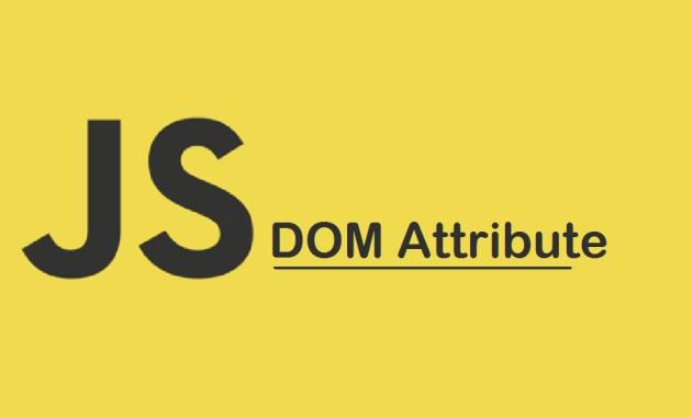 DOM Attribute