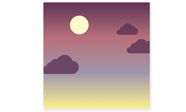 CSS Animation - Nice Weather