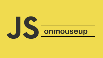 JavaScript onmouseup Event