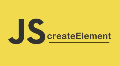 createElement