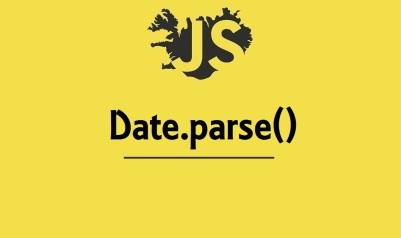 Date.parse()