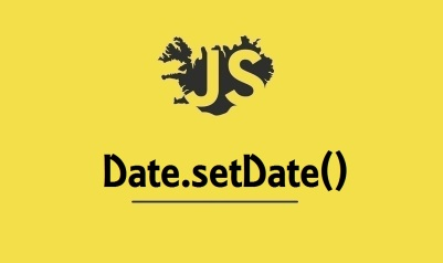 Date.setDate()