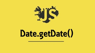 Date.getDate()