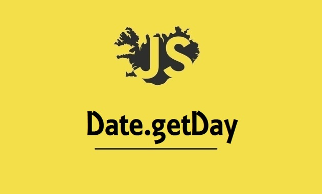 Date.getDay