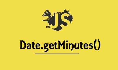 Date.getMinutes()