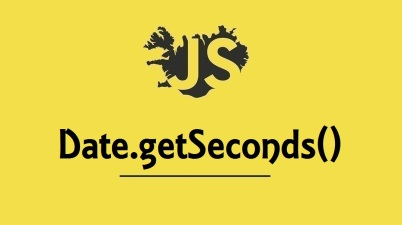 Date.getSeconds()