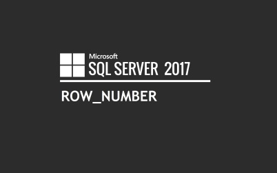 SQL ROW_NUMBER