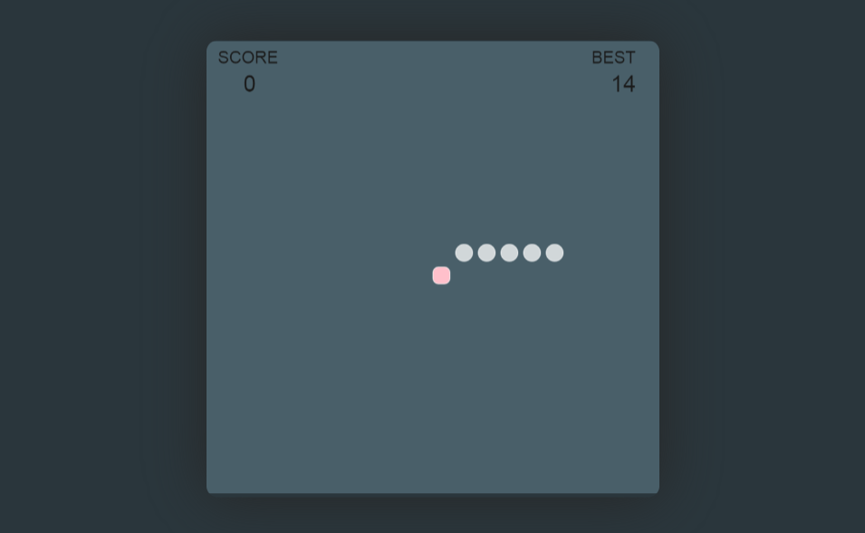 JavaScript Snake Game – TrueCodes