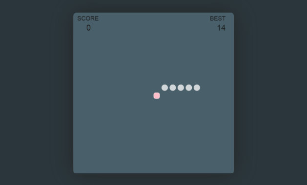 JavaScript Snake Game
