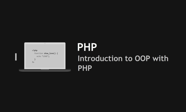 Introduction to OOP with PHP