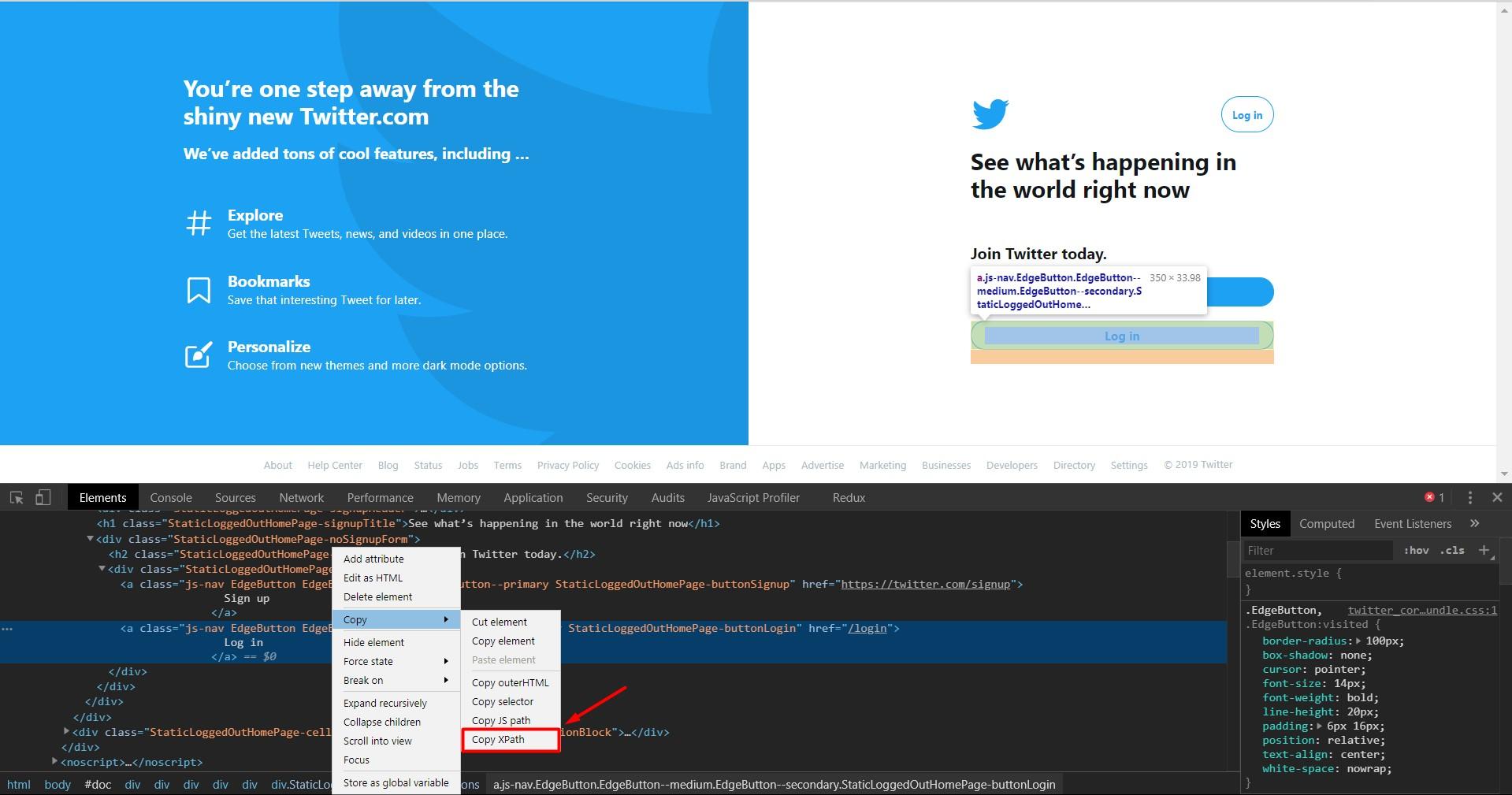 Twitter Login With Python Selenium – TrueCodes